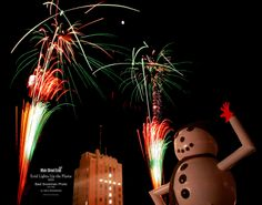 Enid Lights Up the Plains - Holiday Downtown Event