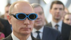 13. Technology is hot, unless it's Google Glass //16 Photos Vladimir Putin Should Use on His New Online Dating Profile