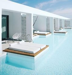 My dream holiday hotel in Rhodes! Casa Cooke / chic pool holiday hotel destination greek blog lifestyle jetset