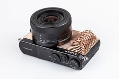 3D-Printed Camera Cases by WertelOverfell for Panasonic