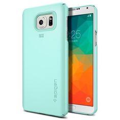 Spigen - Samsung Galaxy Note 5 Case Thin Fit - Mint
