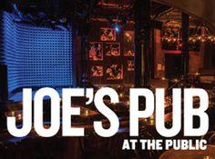 Joe's Pub at the Public Theater