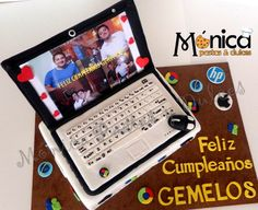 INGENIERO DE SISTEMAS, una laptop con los programas , visita Monica Pasta y Dulces