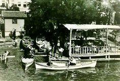 KASIMPAŞA iSKELESİ--- 1950