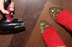 Técnica Para Aflojar Zapatos