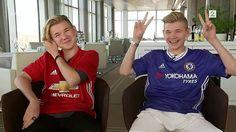 Manchester United vs Chelsea! Who wins??  - - ~Benedikte - -