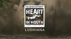 Feel the Power of the Mitsubishi Pajero Sport. #HeartInMouth #Ludhiana Watch this video!