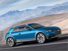 Audi Allroad Shooting Brake concept - Lifestyle NWS