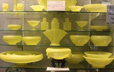 Fenton Glass - Chinese Yellow