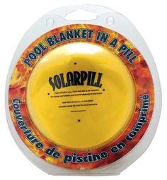 SeaKlear AquaPill Solar Swimming Pool Solar Pill (Up to 30K Gal.)
