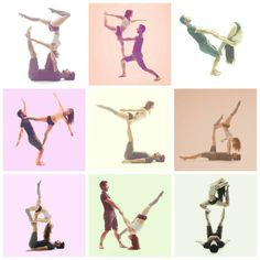 HyperXP acro yoga acrobalance partneracro partneryoga acroyoga You are in the right place about ashtanga yoga Here we offer you the most beau Couples Yoga Poses, Acro Yoga Poses, Partner Yoga Poses, Pilates, Iyengar Yoga, Ashtanga Yoga, Arco Yoga, Paar Workout, Yoga For Two