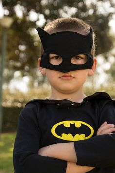 Batman costume Toddlers Batman costume 4PC boys toddler costume Ready to shipp Halloween children costume.