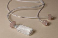 """""""Звездный свет"""" #Селенит, розовый кварц. Amulets, Headphones, Electronics, Headpieces, Ear Phones, Consumer Electronics"""