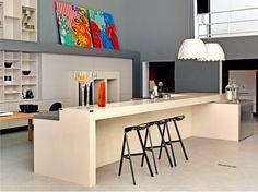 Diseños de Cocinas por tamaño, diseño y color