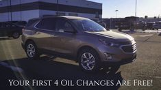 2018 Chevrolet Equinox / Brown, AWD, 2LT / 18N083