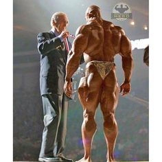"BodyBuilder.Hu on Twitter: ""Ronnie Coleman és Ben Weider 2006-ban: https://t.co/XqSWq85tUL"""