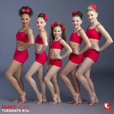 I hate dance moms... Sorry 4 those who likes it