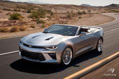Official: Chevrolet Camaro Convertible