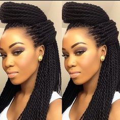 ***Try Hair Trigger Growth Elixir*** ========================= {Grow Lust Worthy Hair FASTER Naturally with Hair Trigger} ========================= Go To: www.HairTriggerr.com =========================         Beautifully Styled Senegalese Twists