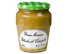 Bonne Mamam Rhubarb Compote - Kitchen Goddess