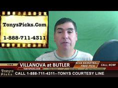Villanova Wildcats vs. Butler Bulldogs Pick Prediction College Basketbal...