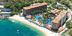 Barcelo Puerto Vallarta - Lovely beach where we'll be getting married in 2 weeks!
