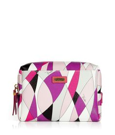 Pucci. To go with the blouse that has same design!