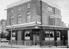 The Birdcage, Bethnal Green