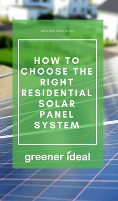 Before you decide which home solar power system is right for you, there are some factors you need to consider such as the available sunlight, required system size, economics, and the local permits you'll be required to have.