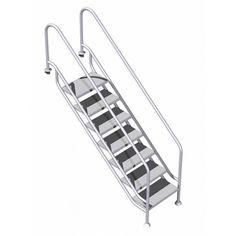 Ca n tahit ca n decorativo modelo tahit fabricado en for Escaleras de piscinas para personas mayores