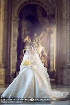 intimate wedding st. peter basilica vatican city italy