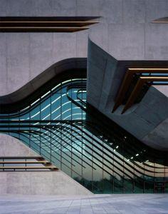 Pierres Vives' by Zaha Hadid Architects