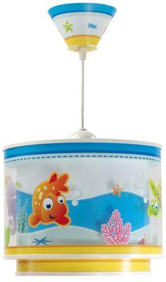 Aquarium Φωτιστικό Οροφής με Διπλό Τοίχωμα Toy Chest, Disney, Storage, Tableware, Glass, Home Decor, Comet Goldfish, Hanging Lamps, Kid Bedrooms
