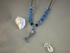 Sea Glass Mermaid's Tale Etsy.com/shop/ANutterKind Mermaid Tale, Pandora Charms, Sea Glass, Charmed, Bracelets, Unique, Shop, Etsy, Jewelry