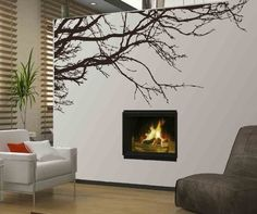Large Tree Top Branches Nursery Wall Mural Removable Vinyl Decal Sticker 6 ft on eBay