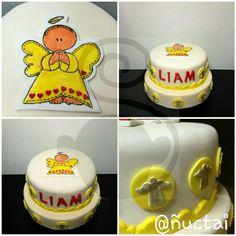 Una torta conjunta con pastryfull y ñuctai para liam