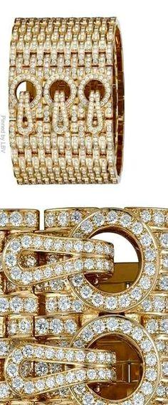Chopard rose and diamond | LBV ♥✤ | BeStayBeautiful via: