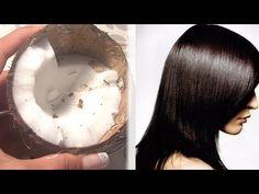 COCCARLITA: Maschera ristrutturante naturale miracolosa per Capelli !!! - YouTube