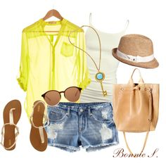 Untitled #418, created by bonnaroosky on Polyvore