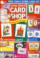 Gallery.ru / Фото #1 - Cross Stitch Card Shop 56 - WhiteAngel