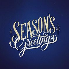 Tis the season to be jolly  Lettering by @zhompi by ligaturecollective