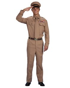 ww2 costume for men | Halloween Costumes / Adult Costumes / Mens Costumes / Classic ...
