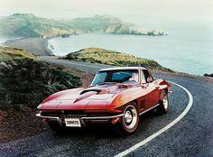 Corvette Sting Ray 427 1967.