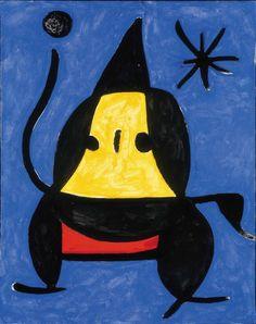 """Joan Miró, """"La poesía y la Luz""""  gran exposición en Lausanne"""