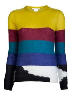 Embellished Sweater - Best Sweaters for Fall 2012 - Harper's BAZAAR