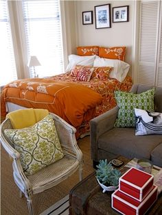 Great use of limited Studio Apartment space.  Rent-Direct.com - Apartments for Rent in NYC, with No Broker's Fee.