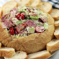 Hoagie dip Alter to make low carb- do not serve with bread- Today Show/ Superbowl
