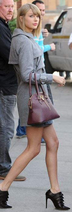 Taylor Swift's style ID