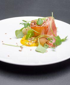 La cuisine de Bertrand Grébaut