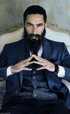 how-to-wear-a-suit - FrankT's Gentlemen's manual